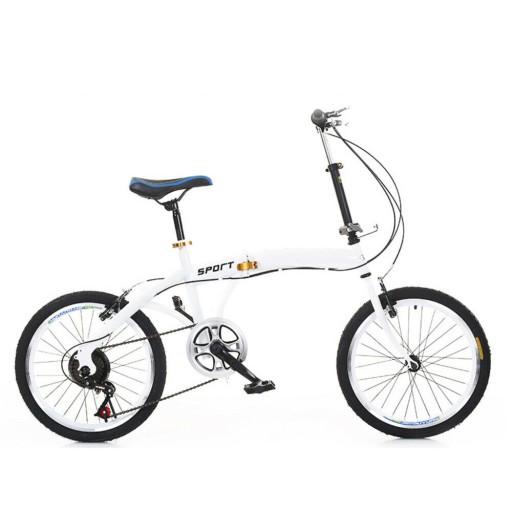 20calowy 7biegowy podwójny hamulec składany rower