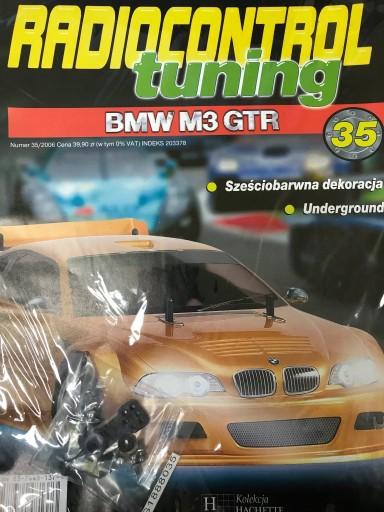 Bmw M3 Gtr Radiocontrol Tuning Nr 35 Hachette Kole 23 99 Zl Allegro Pl Raty 0 Darmowa Dostawa Ze Smart Warszawa Stan Nowy Id Oferty 9254216077