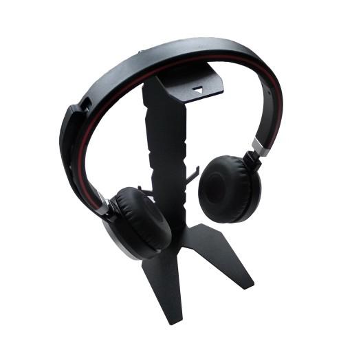 Stojak wieszak uchwyt podstawk statyw na słuchawki
