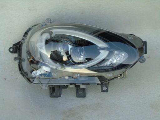 FIAT 124 SPIDER FULL LED FAR DESNA