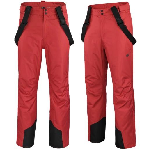 Spodnie Narciarskie Meskie 4f Zimowe Snowboard Xl 9967470679 Allegro Pl