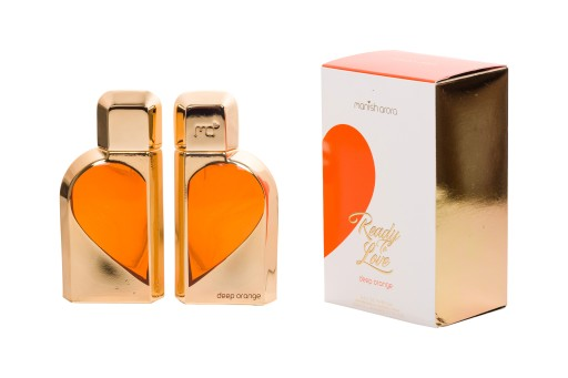 manish arora ready to love - deep orange