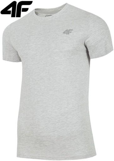 ZESTAW KOSZULKA MĘSKA 4F T-SHIRT KOSZULKI r.XXL 10467248722 Odzież Męska T-shirty VC OUTUVC-6