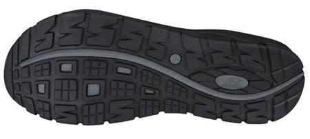 Męskie sandały HANNAH FEET 118-206-A1463 r.43 10587397350 Obuwie Męskie Męskie CW USRICW-6