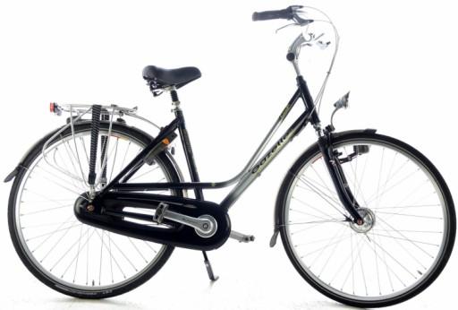 Rower Holenderski Damski Miejski Gazelle Furore 9822663817 Allegro Pl