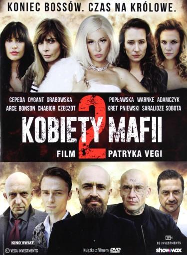 KOBIETY MAFII 2 (DVD)