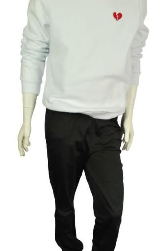 E1C706*PUMA SPODNIE TRENINGOWE BLACK M B01 10773295582 Odzież Męska Spodnie VC YMQYVC-9