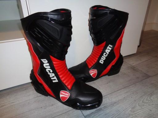 Buty Ducati Tcx Sport Wysokie Rozmiar 42 27 5cm Ozimek Allegro Pl