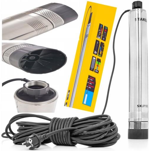 Pompa Studni Glebinowej Stanley Woda Czysta Inox 9052391094 Allegro Pl