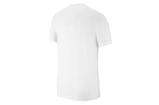 T-SHIRT NIKE MĘSKI BTS CW0504-100 BIAŁY R. L 9810804082 Odzież Męska T-shirty UU SSHFUU-9