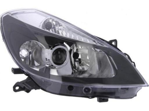Reflektor Lampa Renault Clio Iii 3 05 Depo Prawa Rybnik Allegro Pl