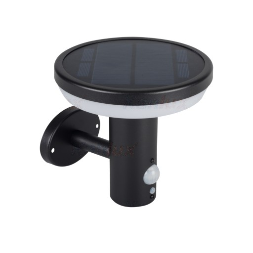 Lampa Ogrodowa Oprawa Solarna LED Solca O Kanlux