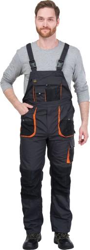 Spodnie robocze ochronne OGRODNICZKI BHP roz 52 10165700674 Odzież Męska Spodnie ZW LQITZW-3