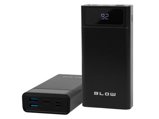 Power bank BLOW 40000mAh 2xUSB Quick Charge szybki