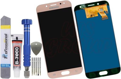 Złt Wyświetlacz Ekran LCD Do Samsung J5 J530 J530F