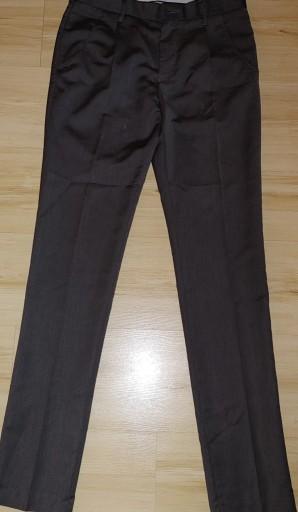 Spodnie garniturowe Zara Man roz. 38 10765779931 Odzież Męska Spodnie HB IHEYHB-7
