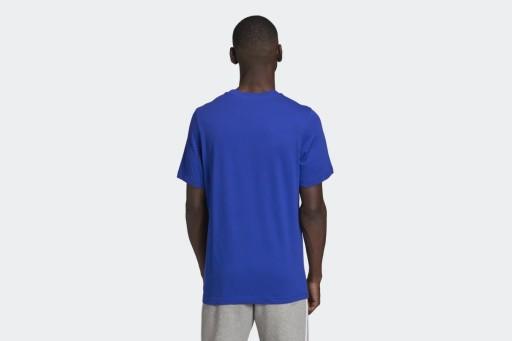 ADIDAS TREFOIL LOGO OUTLINE GF4098 KOSZULKA MĘSKA 9838245429 Odzież Męska T-shirty WY MLKQWY-2