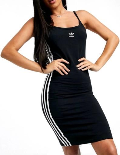 Sukienka Adidas Originals 3 Stripes Fm3270 Rozm S 9612200734 Allegro Pl