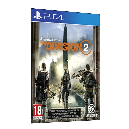 Tom Clancy's: The Division 2 PL PS4 PS5 BOX FOLIA
