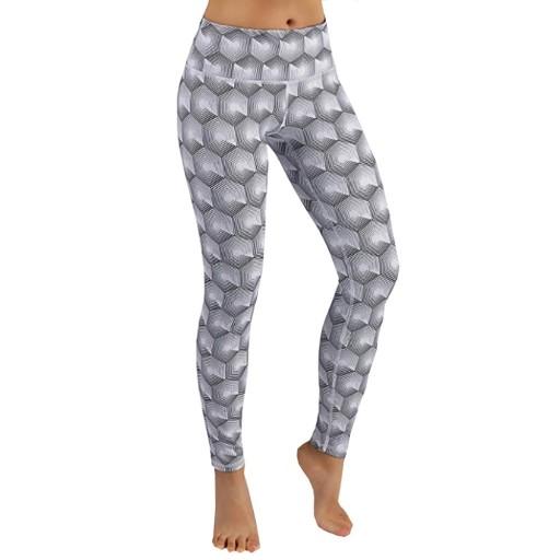Lady Damskie fitness Elastyczne rajstopy Spodnie S 10702339872 Odzież Męska Spodnie KX QNKTKX-8