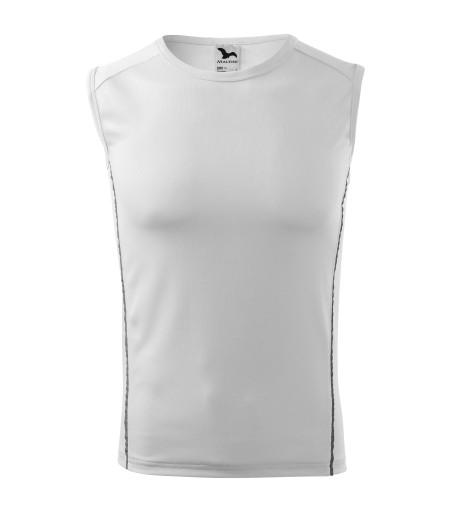 Koszulka męska 158cm/12lat biały 125 MALFINI ADLER
