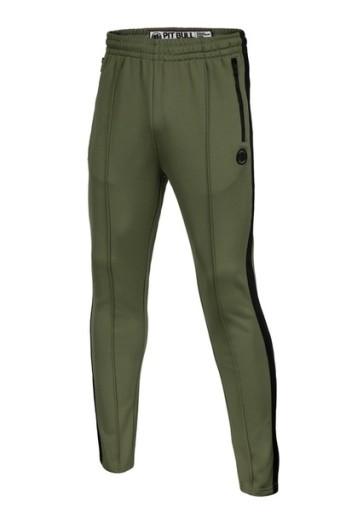 Spodnie meskie dresowe dresy PIT BULL Raglan r.L 10767593874 Odzież Męska Spodnie DC TBPPDC-7