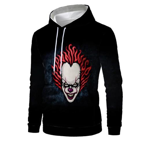 Sweter męski Modny męski sweter, męska bluza z ka 9626440575 Odzież Męska Swetry GU JITVGU-8