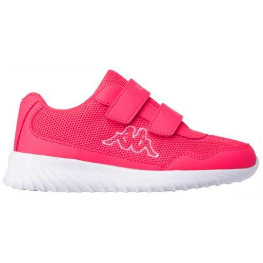 Buty dla dzieci Kappa Cracker II K różowe EU 34
