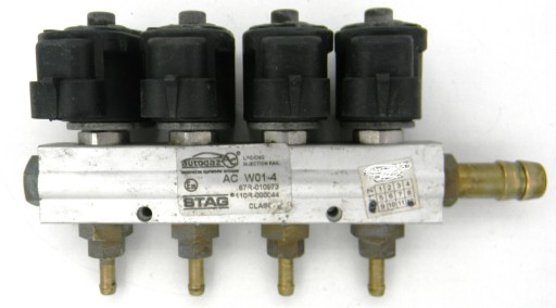 STAG AC W01 INJECTION COLLECTOR LPG 110R-000044