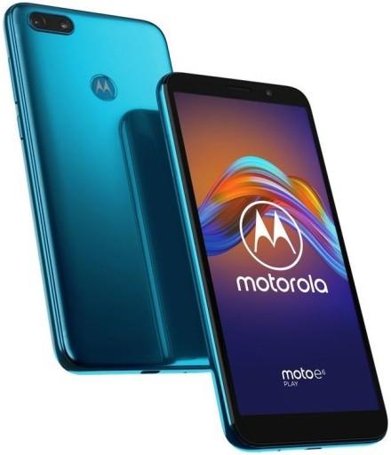 Smartfon Motorola MOTO E6 PLAY DualSim PL FV23 NEW
