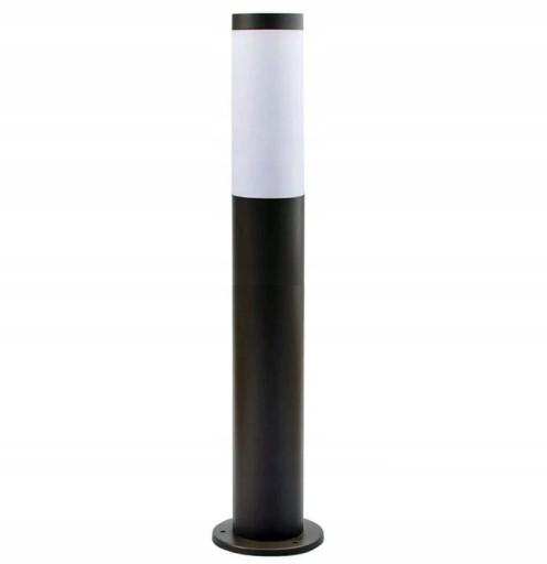 Lampa Ogrodowa stojąca słupek 65 cm zewnętrzna E27