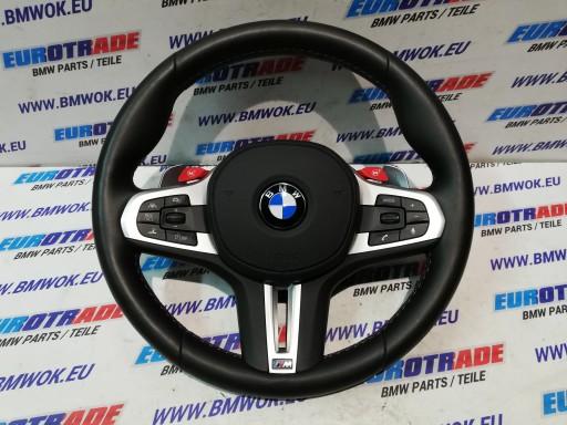 BMW X3 G01 X4 G02 X3M X4M M KIEROWNICA AIRBAG