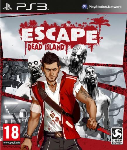 Escape Dead Island Akcja Zombie Nowa Gra Ps3 Stan Nowy 9443245259 Allegro Pl