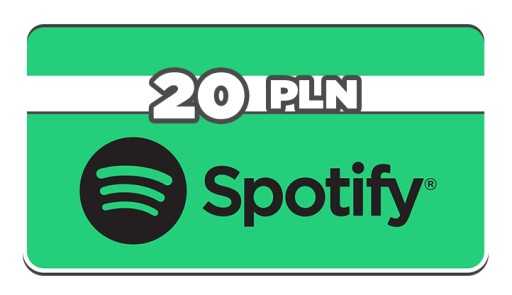 Spotify Premium 20 Zl Pln Doladowanie Kod 30 Dni 9558556001 Allegro Pl
