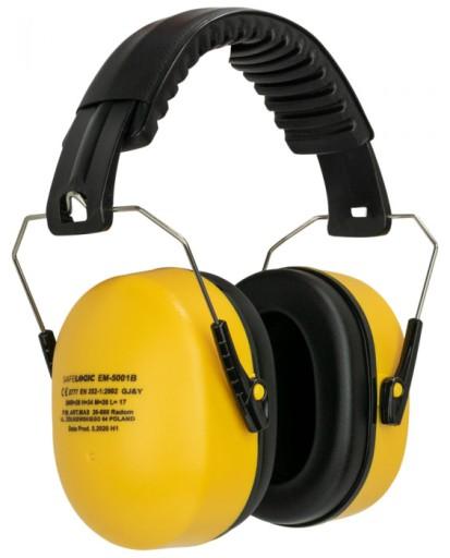 Nauszniki Ochronne Sluchawki Wygluszajace Bhp 10002608806 Allegro Pl