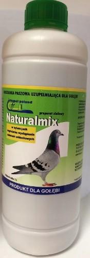 Naturalmix Drogi Oddechowe Dla Golebi Irbapol 1l 9327571954 Allegro Pl