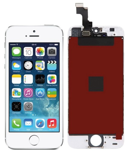WYŚWIETLACZ LCD EKRAN DOTYK DIGITIZER DO IPHONE 5S