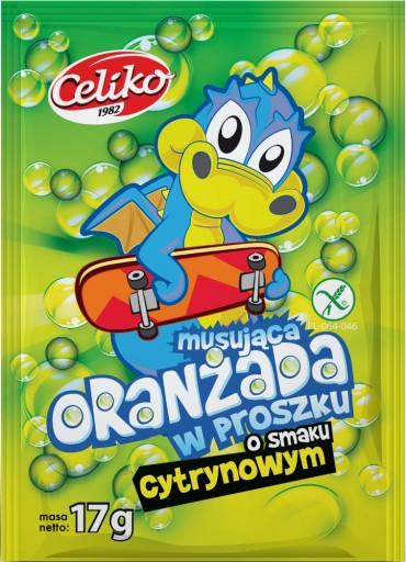 Oranzada W Proszku Quot Cytrynowa Quot 40 Szt 8888125809 Allegro Pl