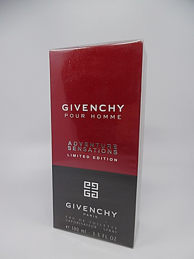 givenchy givenchy pour homme adventure sensations limited edition