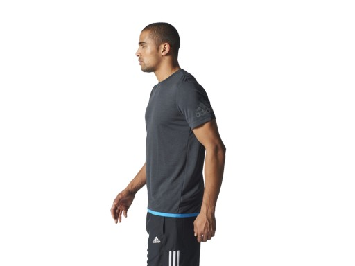 Koszulka Męska na Trening ADIDAS TEE S26994 Tshirt 9003724221 Odzież Męska T-shirty DV MTVFDV-2