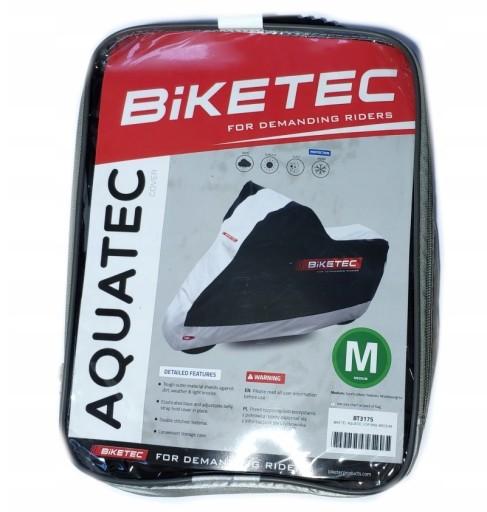 DANGA TENTAS MOTO BIKETEC AQUATEC M L XL