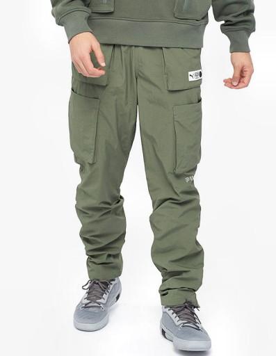 PUMA SPODNIE MĘSKIE PARQUET CARGO PANTS ROZ M 10526639086 Odzież Męska Spodnie LE VDAMLE-4