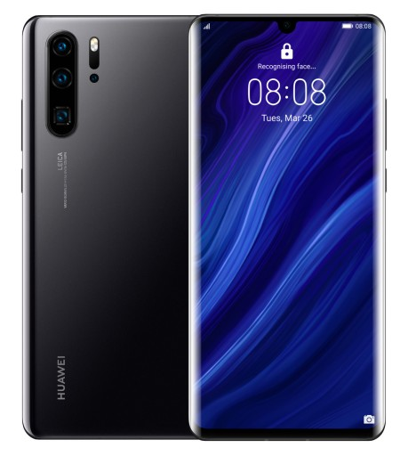 Smartfon HUAWEI P30 Pro 8GB+256GB Czarny