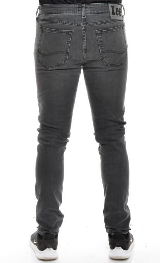 LEE spodnie ALL GENDER SLIM grey jeans W31 L32 10221465556 Odzież Męska Jeansy TJ MVTATJ-1