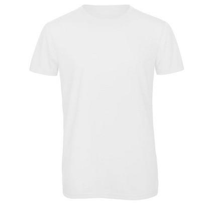 Koszulka Triblend B&C, Biała, XL 9631620638 Odzież Męska T-shirty SS IOIISS-9
