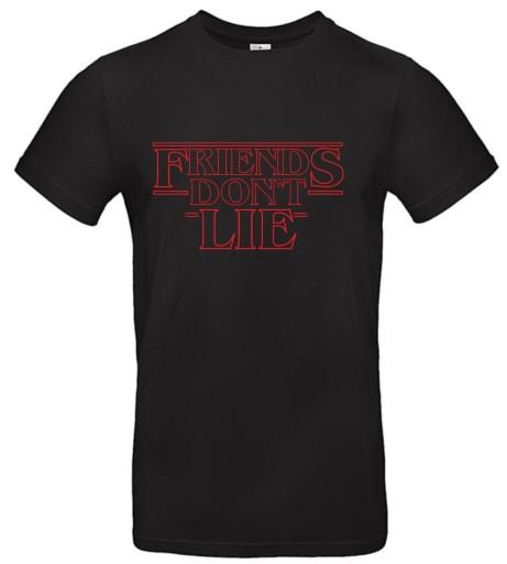 STRANGER THINGS Koszulka T-shirt r.XXL ST11 TU004 9131951920 Odzież Męska T-shirty JU BQOMJU-3