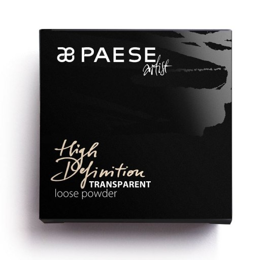 PAESE PUDER HIGH DEFINITION transparentny puder HD