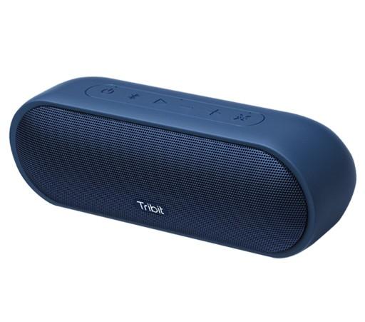 Tribit MaxSound Plus niebieski głośnik Bluetooth