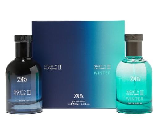 Zara Night Pour Homme Ii Homme Ii Winter 2x80 Ml 9754858588 Allegro Pl