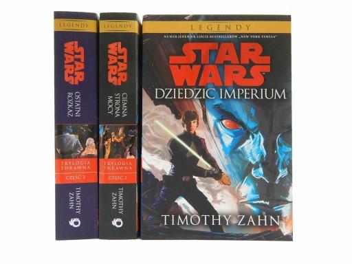 Timothy Zahn - Trylogia Thrawna [STAR WARS]